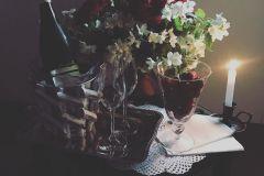 Un po? di coccole per i nostri ospiti @lacasinadellaburraia #fragole #coccole #agriturismo #campagnatoscana #giugno #agriturismotoscana #agriturismiitaliani #occasionispeciali #alumedicandela #casinadellaburraia #prosecco